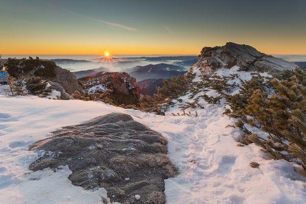 Adobe Lightroom 5 Editing – Sunrise on Ceahlau Mountain (landscape photography)