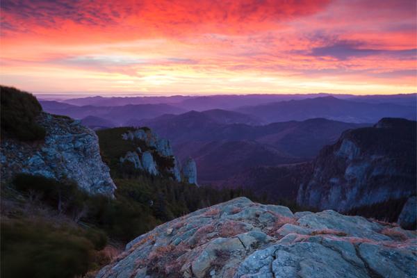 Photo editing in 60 seconds – sunrise editing