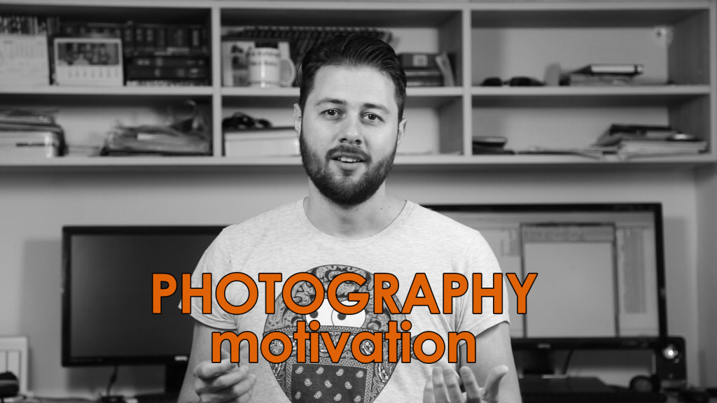 Photography motivation: Use it for self development