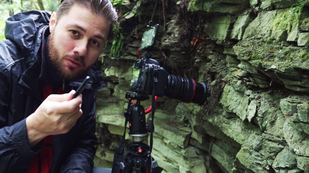 Landscape photography vlog – Closeups and intimate details of nature