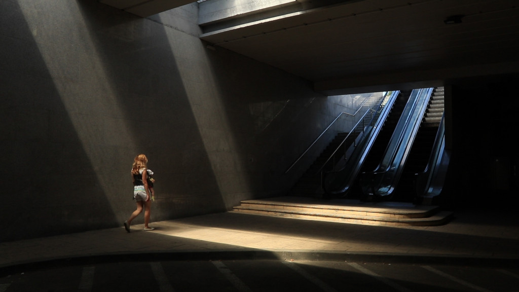 Urban Exploration – Light contrast – Episode 1
