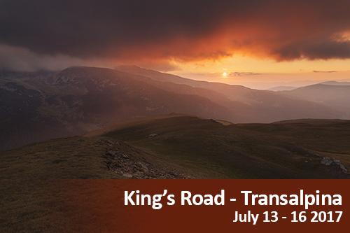 King's Road – Transalpina