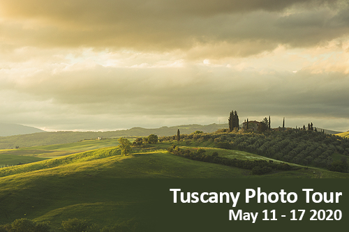 Tuscany Photo Tour