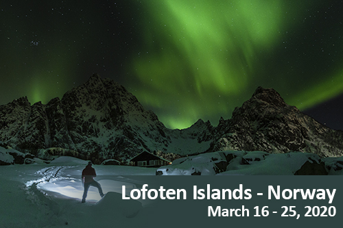 Lofoten Islands Photo Tour