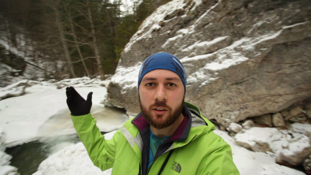 Landscape photography: ice waterfall photography vlog and tips – Photo Vlog #4