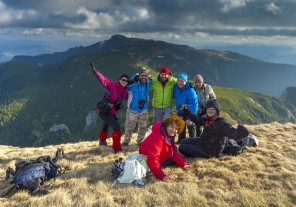 Landscape photography workshop on Ceahlau Mountain in Romania – April 2016
