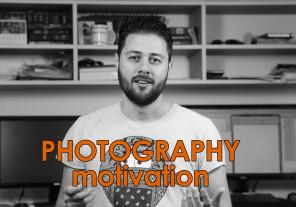 Photography motivation: Use it for self development