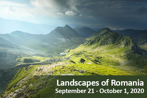 Landscapes of Romania Photo Workshop