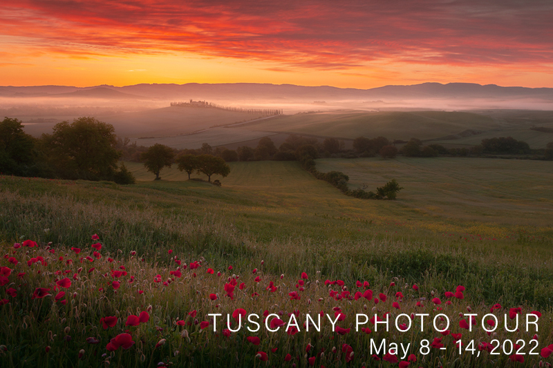 Tuscany Photo Tour